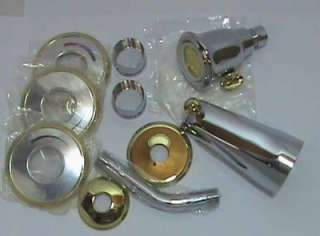 Pfister Savannah T02 8CXC Brass Chrome Tub & Shower Quick Trim Kit