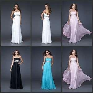 Evening Dress Bridal Party Gown/formal/prom/cocktail/homecoming dress