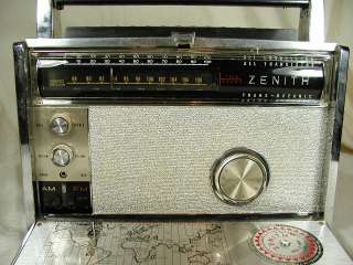Zenith Trans Oceanic AM FM Multiband Royal 3000 1 Short Wave Radio