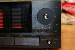 You are bidding on a Sansui AU G77XII Stereo Integrated Amplifier