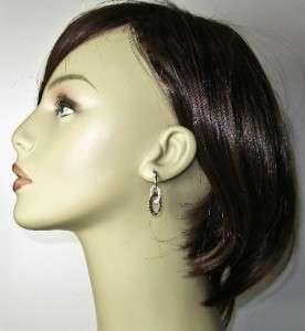 HiEnd Designer 925 Sterling 2/3ctw Genuine Black & White Diamond