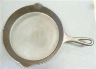 Miami Cast Iron Skillet Fry Pan #8 Vintage
