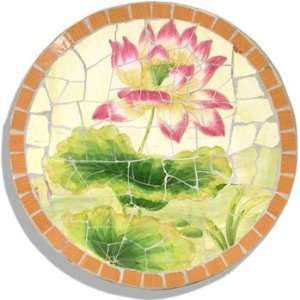 Lotus Pond Step Stone Patio, Lawn & Garden