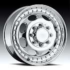 19.5 Chrome Ford Chevy Dodge Gmc Dually Wheels Tires