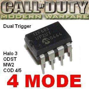 18 Mode Multi Mod ZIFF/DIP XBOX 360 MODDED Spit Fire Controller