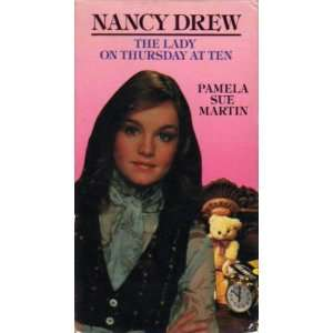 Nancy Drew: The Lady on Thursday At Ten: Pamela Sue Martin