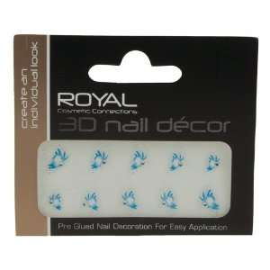 Royal 3D Nail Art Stickers   006 Beauty