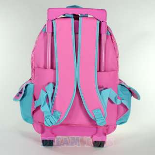 Disney Little Mermaid Ariel Roller 16 Backpack   Rolling Girls Bag