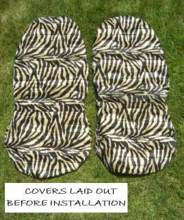. These seat covers are machine washable in cold with a drip dry