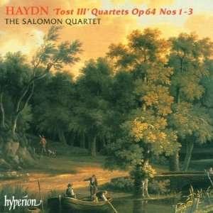 Joseph Haydn Tost String Quartets, Op. 64 Nos. 1 3 Joseph Haydn