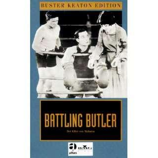 Battling Butler [VHS] Buster Keaton, Sally ONeil, Walter