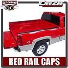 39454 Dee Zee Stainless Bed Rail Caps Dodge Ram 8 1994 (Fits