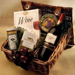 Under the California Sun Gift Basket  Grocery & Gourmet