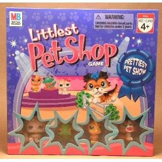 Hasbro Littlest Pet Shop Game Toys & Games