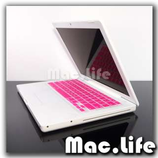 100% new High Quality keyboard silicone cover for Latest Macbook