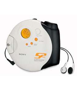 Sony DSJ301 Portable CD Player/ Walkman (Refurb)  Overstock