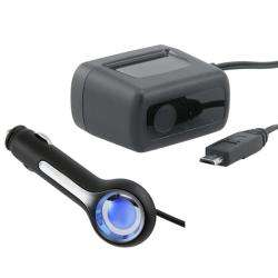 Motorola A957 Droid Pro Black Car/ Travel Charger (OEM)