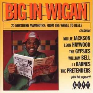 Big in Wigan Various Artists Music