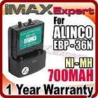 ebp 36n battery for alinco dj 190t dj 191t dj