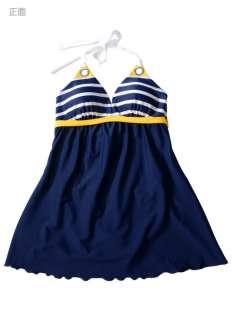 2012 Sexy navy blue one piece swimwear women swimsuits beachwear