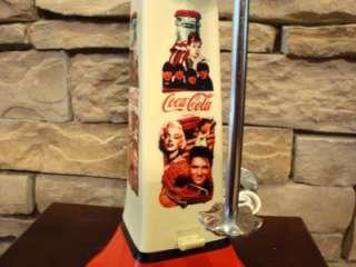 Vintage Hamilton Beach *COCA COLA* Milkshake Mixer Soda Fountain Sign