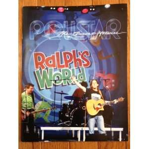 Pollstar Magazine Back Issue   Ralphs World   May 7, 2007 (Pollstar