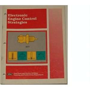 Electronic Engine Control Strategies ECT (Ford Parts and