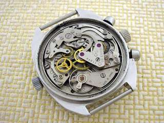 CAL.3133 VINTAGE RUSSIAN AIR FORCE PILOTS WATCH CHRONOGRAPH