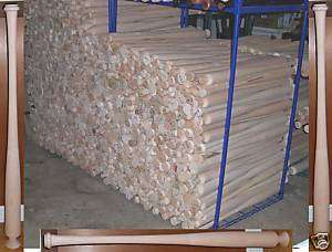 500 Wooden Baseball Bats   Solid Maple Wood, 33