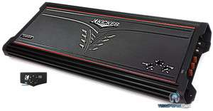 CHANNEL BASS 1700 W MAX SUBWOOFER SPEAKER SUB CAR AMPLIFIER