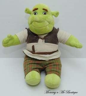 Build A Bear Workshop Shrek Ogre 15 Plush Toy