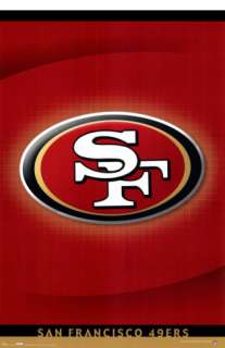 San Francisco 49ers   Logo Prints at AllPosters