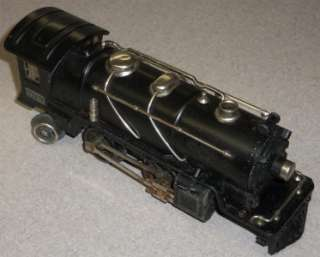 Vintage Lionel Lines 261E O Gauge Motor Steam Engine Train