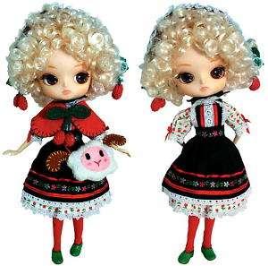 Jun planning Pullip doll Dal colline New