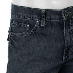 Calvin Klein Jeans Mens Dark Wash Flap Pocket Jeans  Overstock