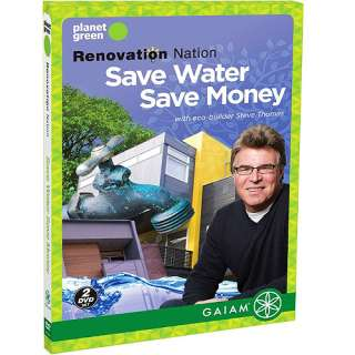 Renovation Nation: Save Water, Save Money (2 Disc) (Full