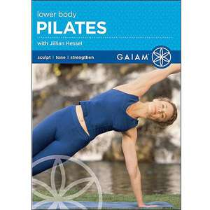 Pilates Lower Body Workout TV Shows
