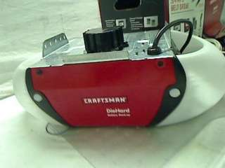 CRAFTSMAN 3/4 HP GARAGE DOOR OPENER BELT DRIVE 53918 $279.99
