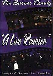 The Barnes Family   Live Reunion (DVD)