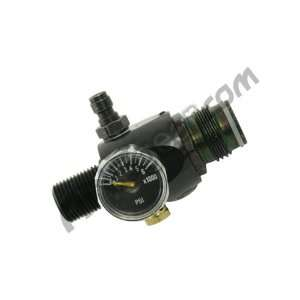Crossfire 4500 PSI Stealth Regulator   High Pressure
