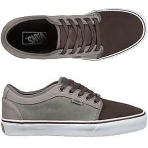 Vans Shoes Chukka Low   Espresso/Gravel: Sports & Outdoors