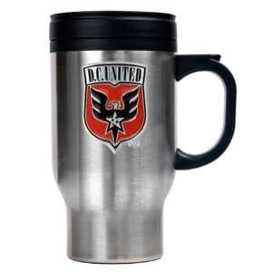 D.C. United MLS Stainless Steel Coffee Mug Sports