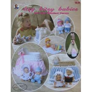 itsy bitsy babies and their Bassinet Purses Annie Potter Books