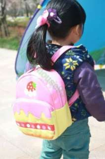 1X Animal Zoo Style Baby Kids Infant Toddler Backpack Schoolbag School