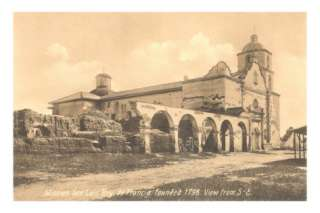 San Luis Rey Mission, California Posters at AllPosters