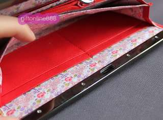 New Mickey Minnie Mouse purse long wallet card bag M105