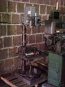 Wilton Geared Head Drill for machine shop 460v