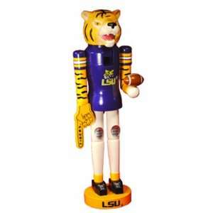 LSU   Mascot Nutcracker   Number 1 Fan: Sports & Outdoors