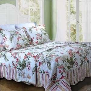 Bundle 67 Secret Garden Bedspread Size Full
