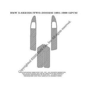 BMW 3 Series E36 (2) Doors Panels Dash Trim Kit 92 99   4 pieces